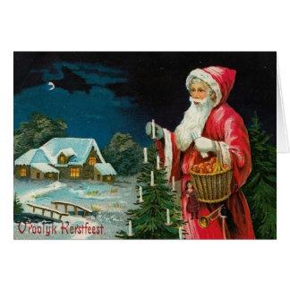 Vroolyk Kerstfeest Card