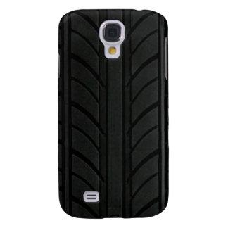 Vroom: Auto Racing Tire Iphone Cases Samsung Galaxy S4 Case