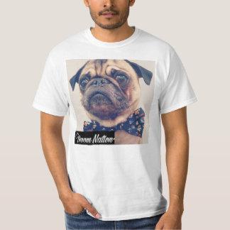 Vroom Nation Pug Shirt