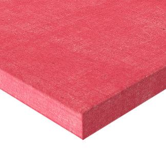 VRP VINTAGE COZY WARM RED TEXTURED PAPER BACKGROUN CANVAS PRINT