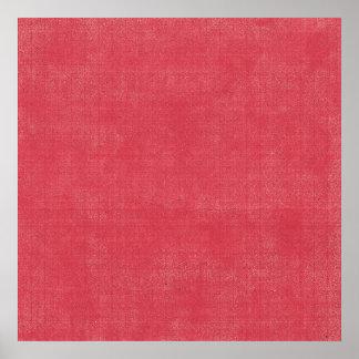 VRP VINTAGE COZY WARM RED TEXTURED PAPER BACKGROUN PRINT