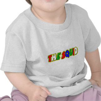 VRsquid3 Camisetas