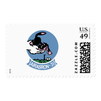 VS-31 Topcats Stamp
