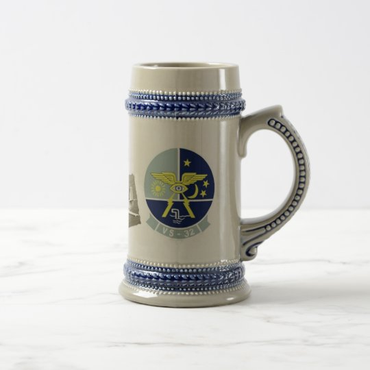 VS-32 squadron Beer Stein