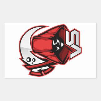 [vS Logo] Sticker