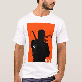 Vs. Ninja (orange) T-Shirt