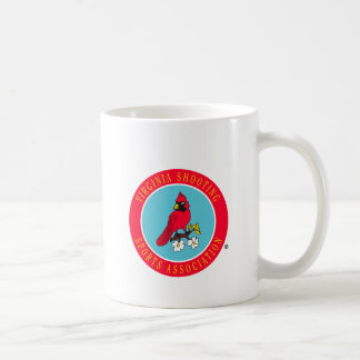 VSSA Apparel Classic White Coffee Mug