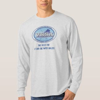 VSSA Long Sleeve Men's T-shirt