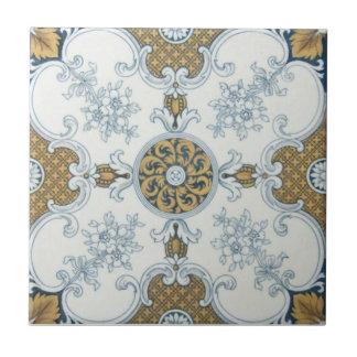VT0039 Reproduction Antique Transferware Ceramic Tile