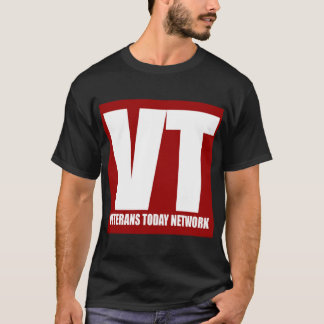 VT Network Black T-Shirt
