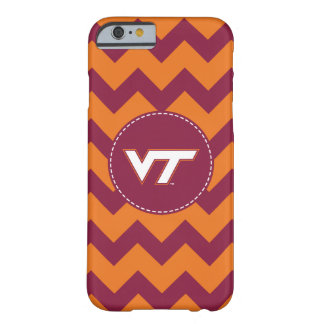 VT Virginia Tech Barely There iPhone 6 Case