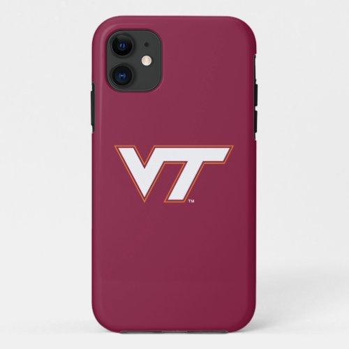 VT Virginia Tech Phone Case
