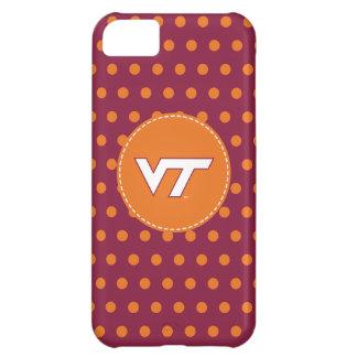 VT Virginia Tech iPhone 5C Case