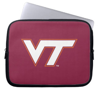 VT Virginia Tech Laptop Sleeve