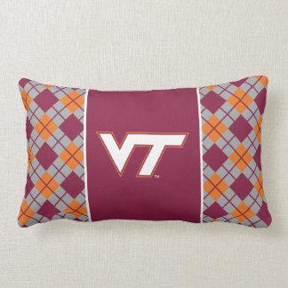 VT Virginia Tech Lumbar Pillow