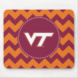 "VT Virginia Tech Mouse Pad<br><div class=""desc"">Do you want to show off your Virginia Tech pride? Check out these official Hokie designs where you can personalize your own Virginia Tech merchandise on Zazzle.com! These products are perfect for all VT students, alumni, staff, family, and fans. We have the perfect gear and design for your tailgate, party,...</div>"