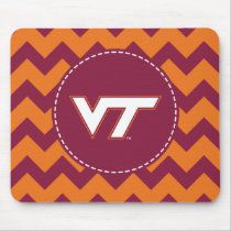 VT Virginia Tech Mouse Pad
