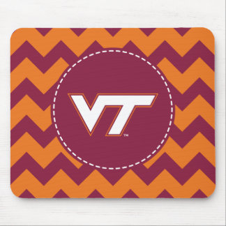 VT Virginia Tech Mouse Pad