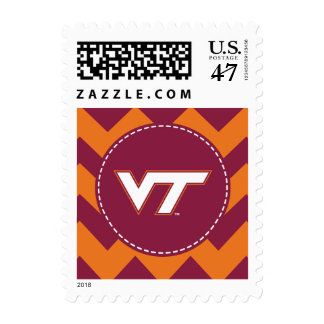 VT Virginia Tech Postage
