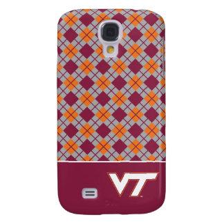 VT Virginia Tech Samsung Galaxy S4 Case