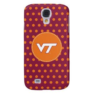 VT Virginia Tech Samsung S4 Case