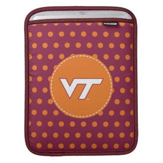 VT Virginia Tech Sleeve For iPads