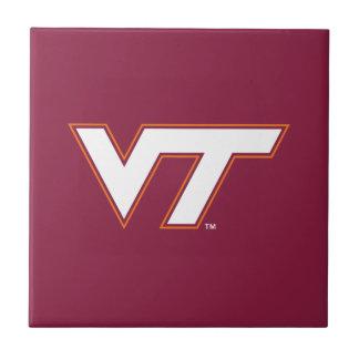 VT Virginia Tech Tile