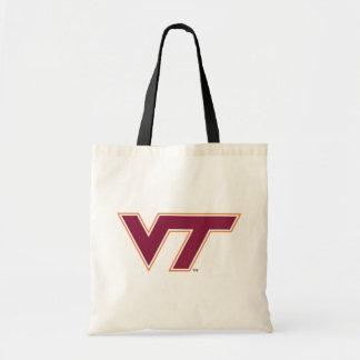 VT Virginia Tech Tote Bag