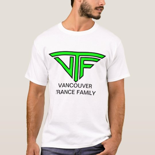 VTF Men's (Electric Green Logo) T-Shirt