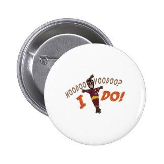Vudú del Hoodoo Pins
