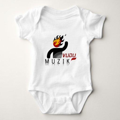 Vudu Muzik Camisetas