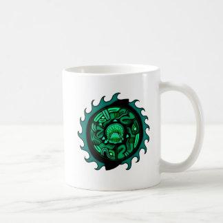 vudú taza de café