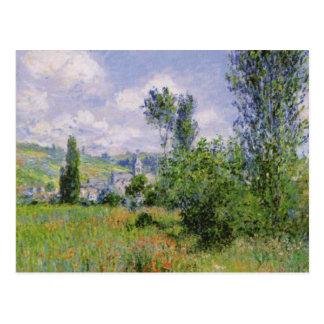 Vue de Vétheuil Postcard