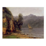 Vue du Lac Leman, c.1873-77 Postales
