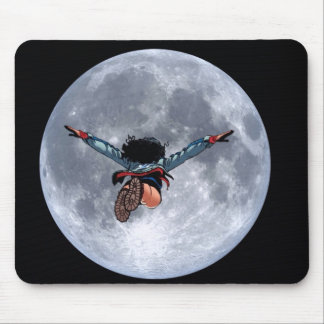 Vuéleme a la luna alfombrilla de ratones