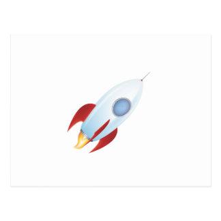 Vuéleme a la luna - diseño de Rocket Postales