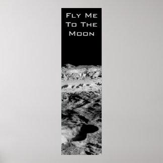 Vuéleme a la luna posters