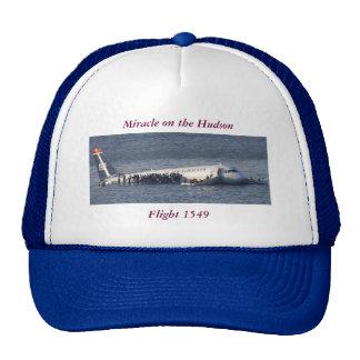 Vuelo 1549 - Milagro en el Hudson Gorras