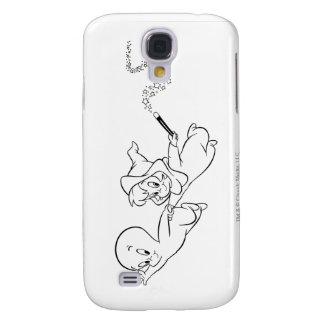 Vuelo de Casper y de Wendy Samsung Galaxy S4 Cover