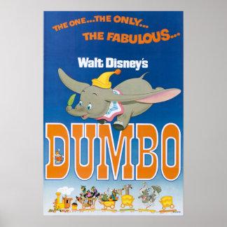 Vuelo de Dumbo Póster