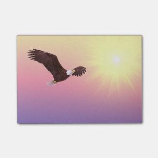 Vuelo de Eagle Post-it® Notas