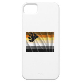 VUELO DE LA BANDERA DEL OSO - PNG iPhone 5 Case-Mate CARCASA