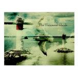 vuelo de la gaviota - las mil postales de las isla