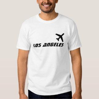 Vuelo de Los Ángeles Remera