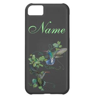 Vuelo de los colibríes funda para iPhone 5C