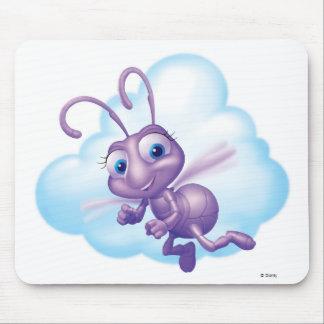 Vuelo de princesa Dot de la vida del insecto de Di Alfombrilla De Raton