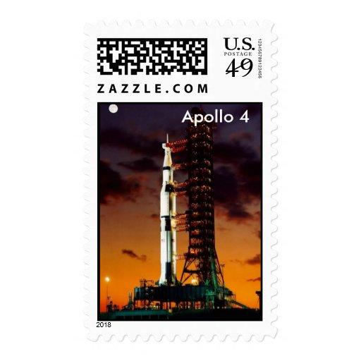 Vuelo de prueba de Apolo 4