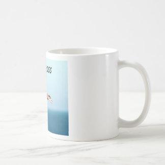 Vuelo del albatros tazas de café