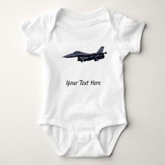 Vuelo del avión de combate body para bebé