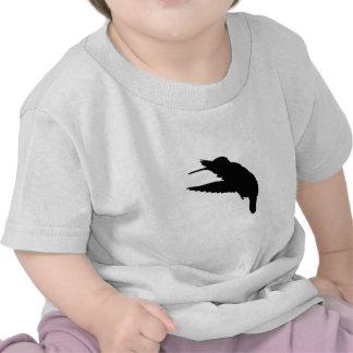 Vuelo del colibrí camiseta